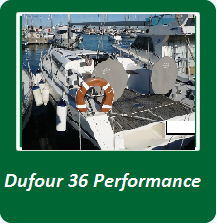 Dufour 36 performace